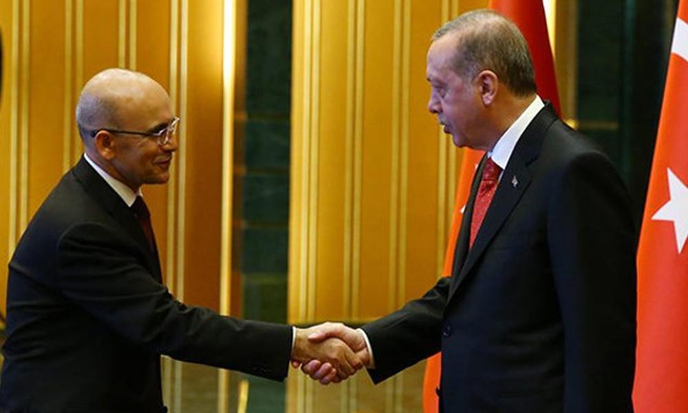 Erdoğan Mehmet Şimşek ile ne konuştu? İşte görüşmenin detayları…