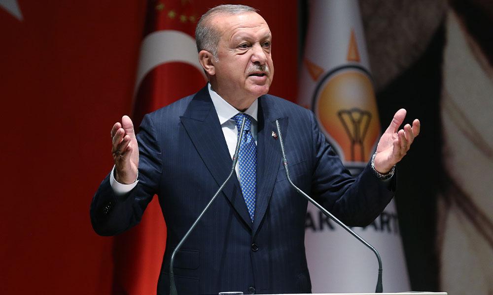 Erdoğan'dan Ahmet Davutoğlu ve Abdullah Gül'e yeni parti tehdidi