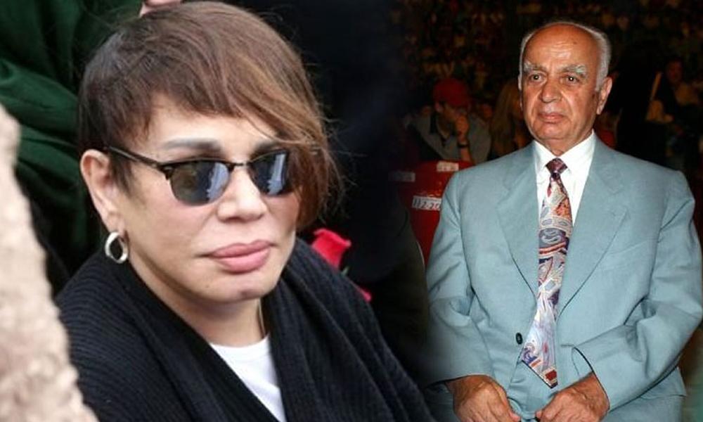 Sezen Aksu'nun babası Sami Yıldırım hastaneye kaldırıldı