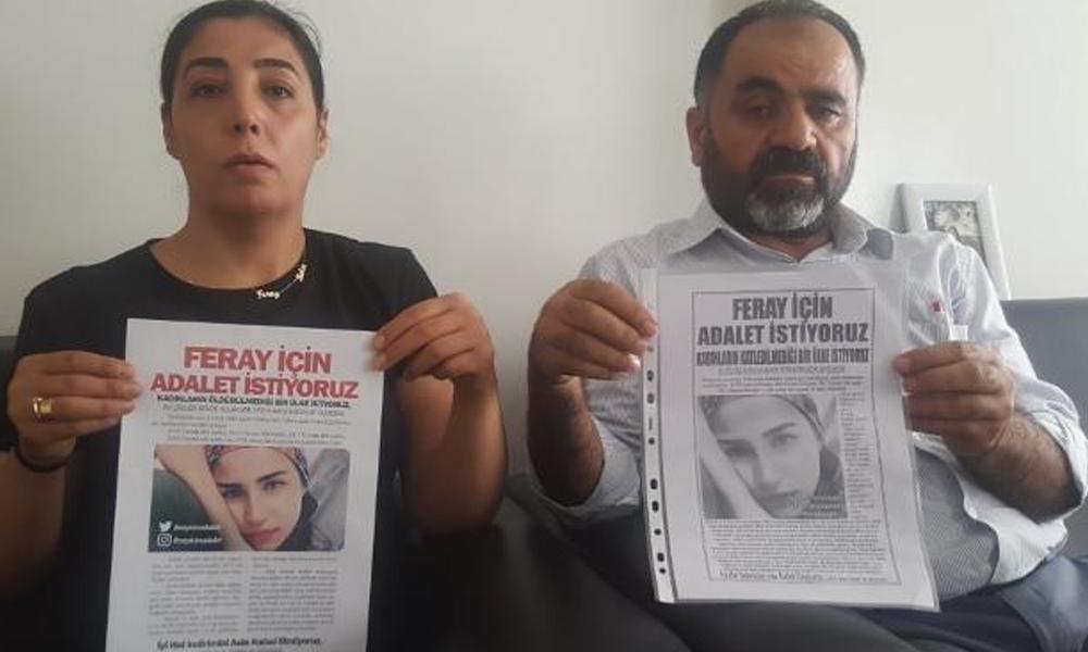 Üniversite öğrencisi Feray'ı öldüren polis hakkında yeni gelişme!