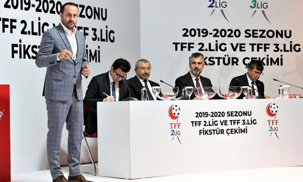 TFF 2. Lig'in yeni sezon fikstürü belli oldu