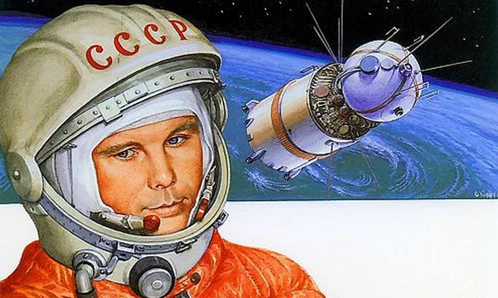 Mansur Yavaş Ankara'ya Sovyet kozmonot Yuri Gagarin'in heykelini dikiyor
