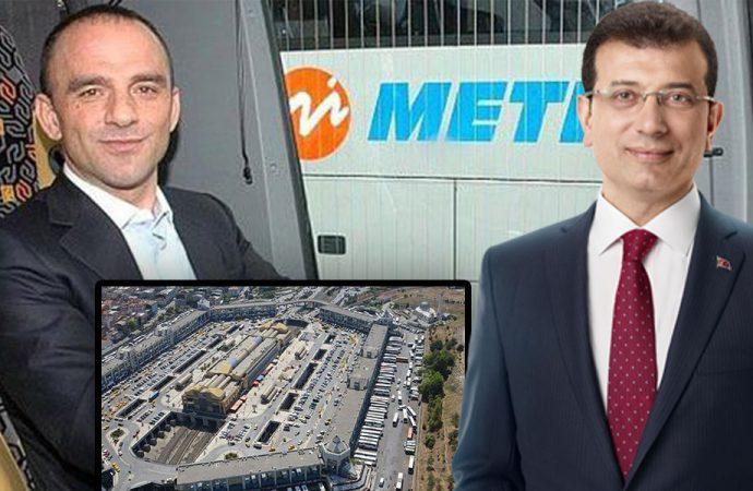 METRO Turizmin sahibi kaçak Galip Öztürk'e İmamoğlu'ndan büyük darbe