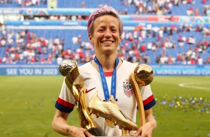Gerilim yaşanmıştı… ABD Kadın Milli Futbol Takımından Trump'a ret