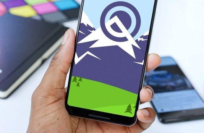 Google, Android Q Beta 5 güncellemesini yayınladı