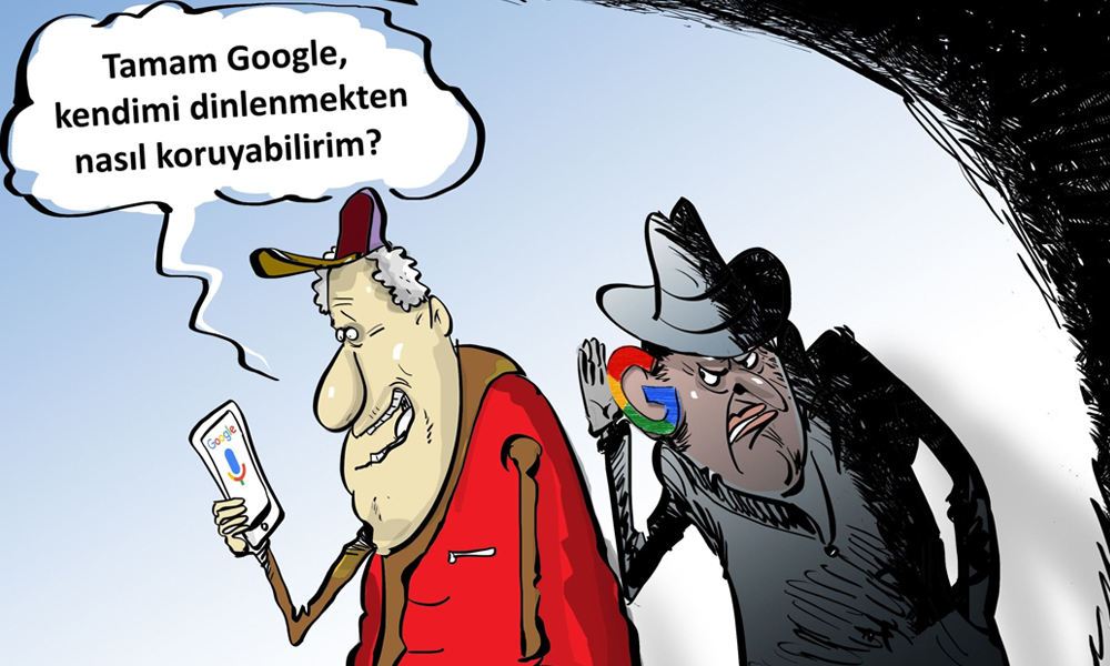 Google Asistan'da kayıt skandalı… Gizlice dinleyen dinleyene!