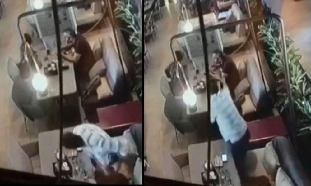Erbil'de Türk diplomatın şehit edildiği saldırının görüntüleri ortaya çıktı