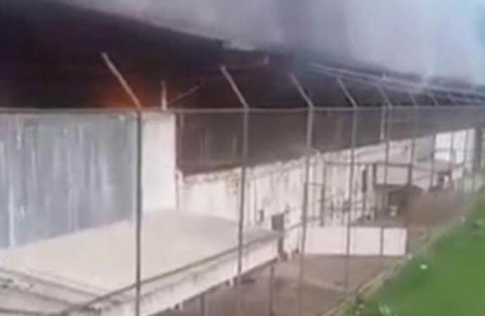 Brezilya'da hapishanede ayaklanma: 52 ölü