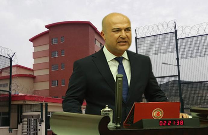 CHP'den 'işkence' iddialarıyla anılan Harmandalı Geri Gönderme Merkezi için araştırma talebi
