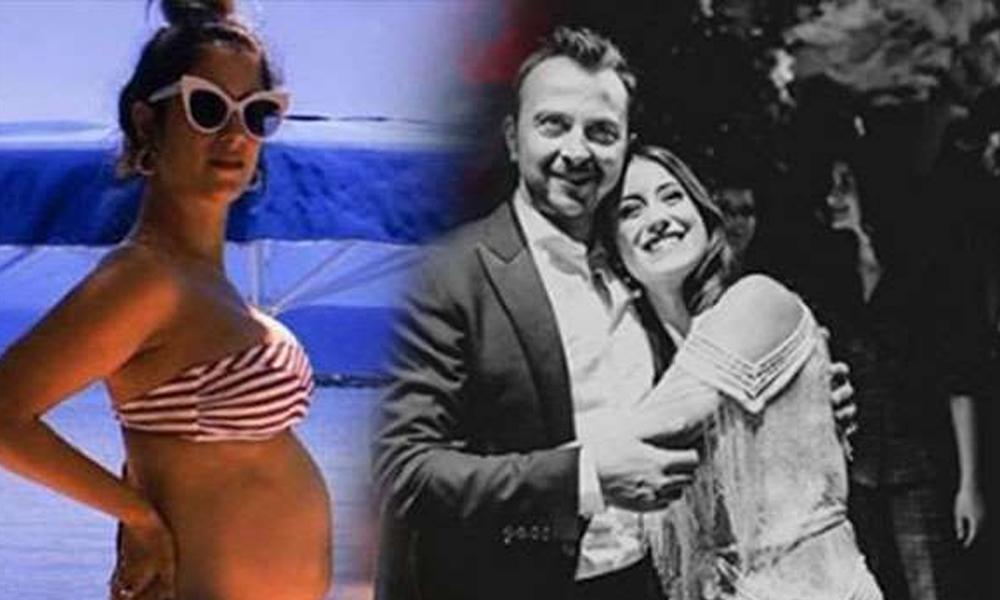 Hazal Kaya'nın hamileliğini duyurmak için paylaştığı fotoğrafa yapılan yorumlar, 'pes' dedirtti!