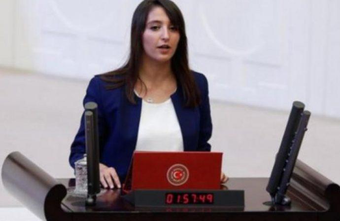 HDP'li vekil Dersim Dağ, gözaltına alındı
