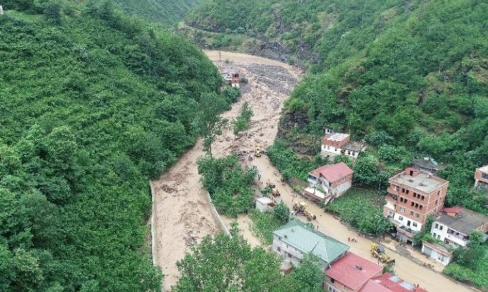 Sel felaketinin ardından aynı vadiye, bir HES projesi daha!