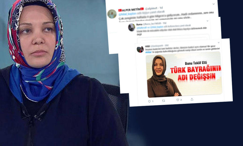 Yalıda oturan Hilal Kaplan İmamoğlu'nu A101'e davet etti, sosyal medyadan tepki yağdı