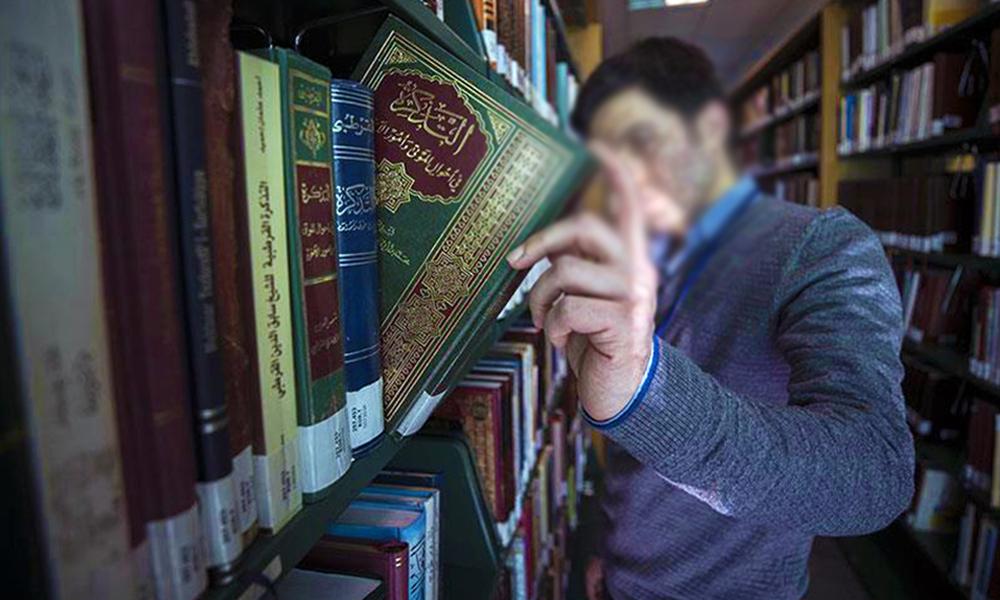 """""""Her 5 ilahiyat öğrencisinden biri, dini gruplar için potansiyel tehlike"""""""