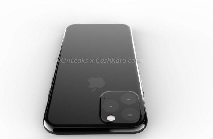 iPhone 11 ve iPhone 11 Max modellerinin tasarımları ortaya çıktı
