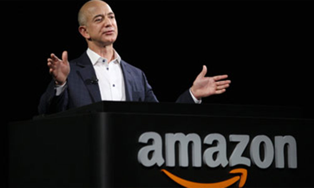 Dünyanın en zengini Jeff Bezos: Uzaya yatırım yapıyorum çünkü…