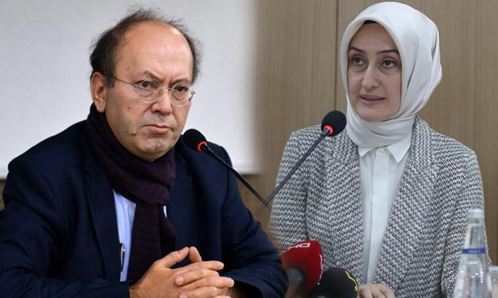 Karalama kampanyası demişlerdi… Yeni Şafak yazarı ve KADEM Başkanı bir araya geldi