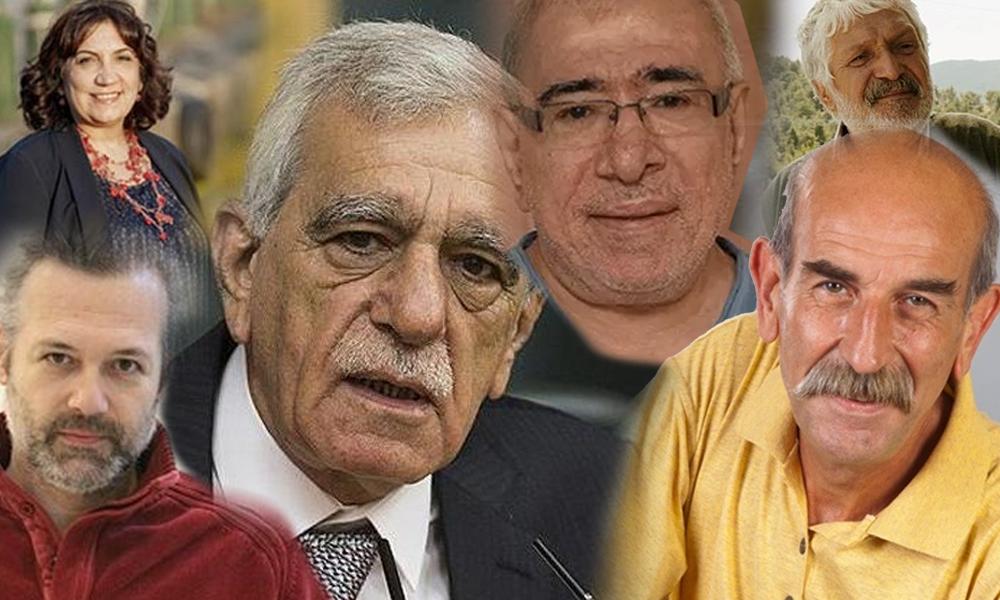 Sanat ve siyaset dünyasından Kaftancıoğlu'na tam destek! Ahmet Türk: Herkes bilsin ki…