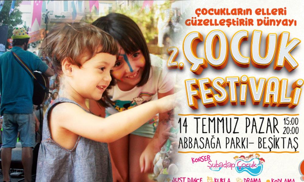 Halkevleri 2. Çocuk Festivali başlıyor…