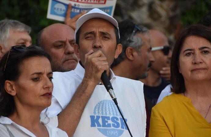 KESK Ankara'ya yürüyor: 'İnsanca yaşamaya yetecek bir ücret istiyoruz'