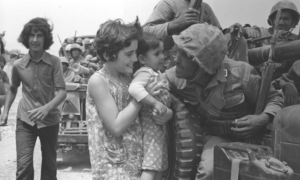 45'inci yılında fotoğraflarla Kıbrıs Barış Harekatı…