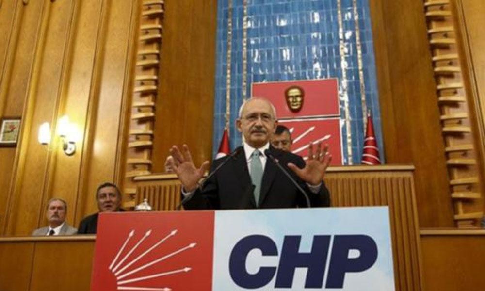 Kılıçdaroğlu ve dokuz vekilin dokunulmazlık dosyaları mecliste