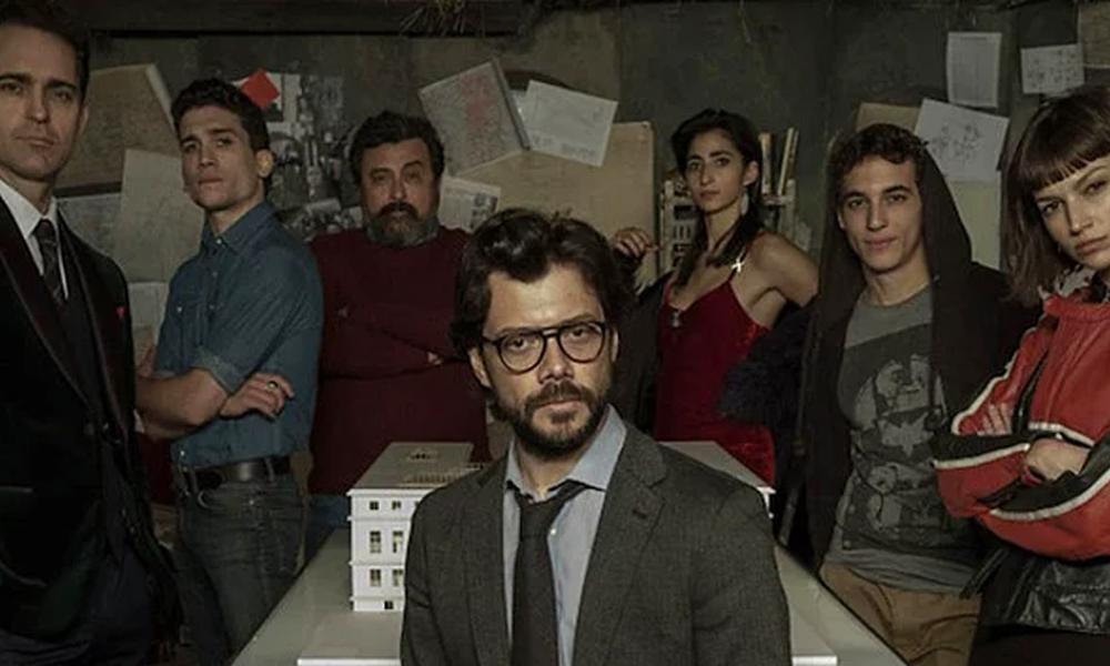 Heyacanlı bekleyiş sona erdi! La Casa De Papel'in 3. Sezonu yayında.. La Casa De Papel yeni sezonu kaç bölüm?