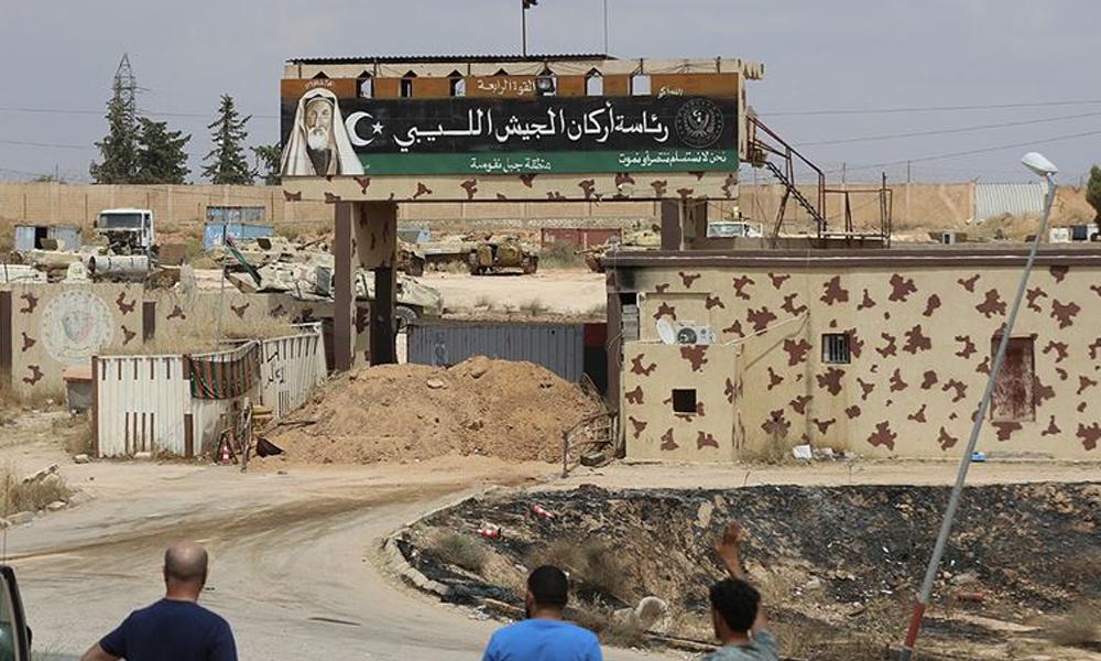 Libya'da gözaltına alınan altı Türk serbest bırakıldı