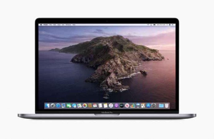 macOS Catalina Public Beta 2 güncellemesini yayınlandı