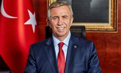 Mansur Yavaş Ankara Büyükşehir Belediye