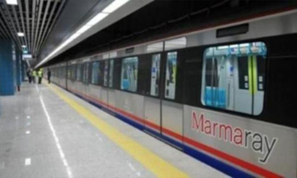 Marmaray'da panik! 'istasyonu acil boşaltın' anonsu