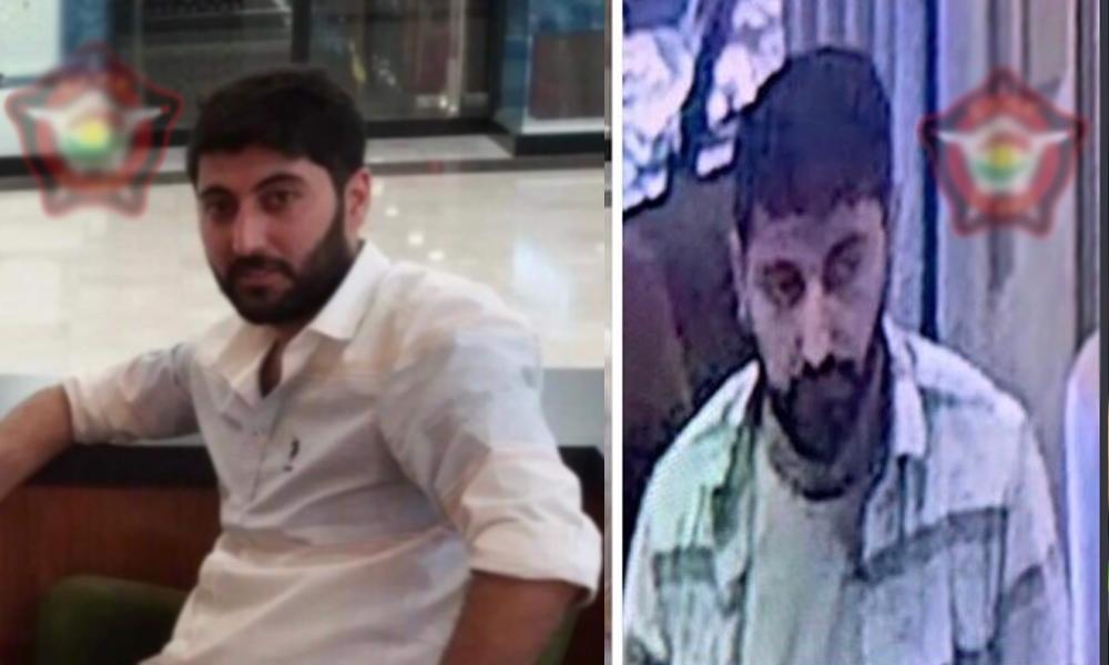 Erbil'de Türk diplomatlara saldıran kişinin kimliği belli oldu