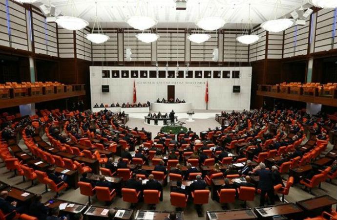Meclis'te 'peşkeş' tartışması