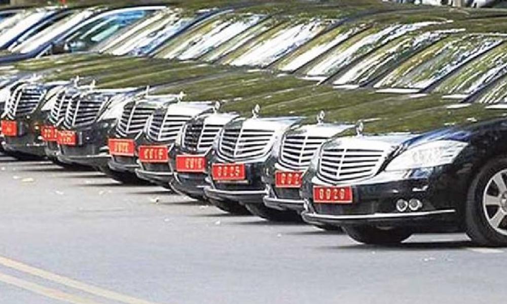 Meclis, 78 makam aracı için aylık 1.2 milyon lira kira ödüyor