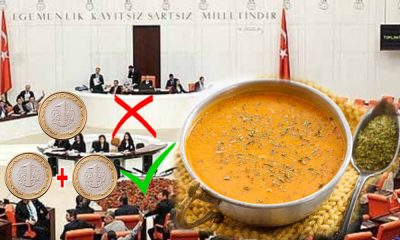 meclis çorba
