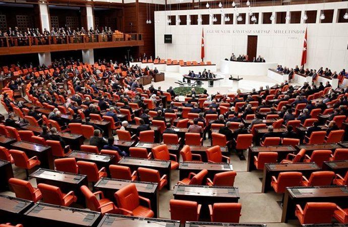 Meclis'te tansiyon yükseldi! Vekiller arasında 'dangalak' tartışması…