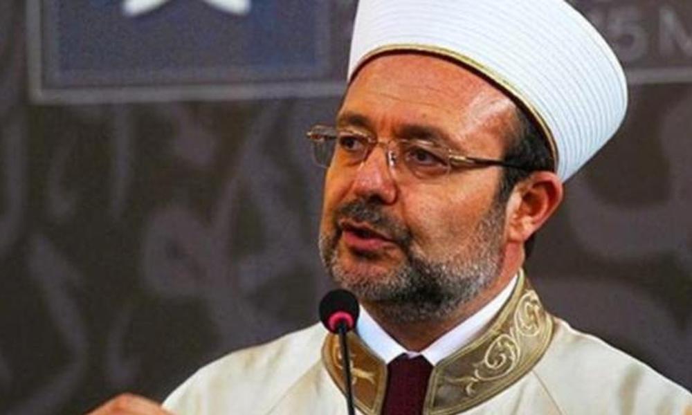 Eski Diyanet İşleri Başkanı Mehmet Görmez'in annesi koronavirüsten hayatını kaybetti