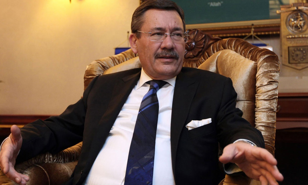 Mahkemeden Melih Gökçek'e kötü haber! 'Ankara'nın yarısı parsel parsel geri alınacak'