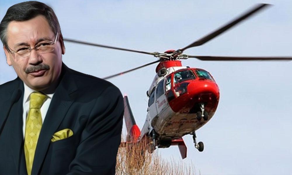 Melih Gökçek döneminin helikopter yolsuzluğu ortaya çıktı