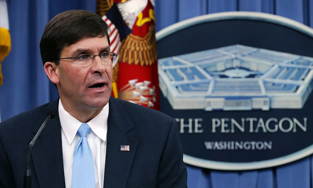 Pentagon: Türkiye'nin NATO ekseninden kayması endişe veriyor