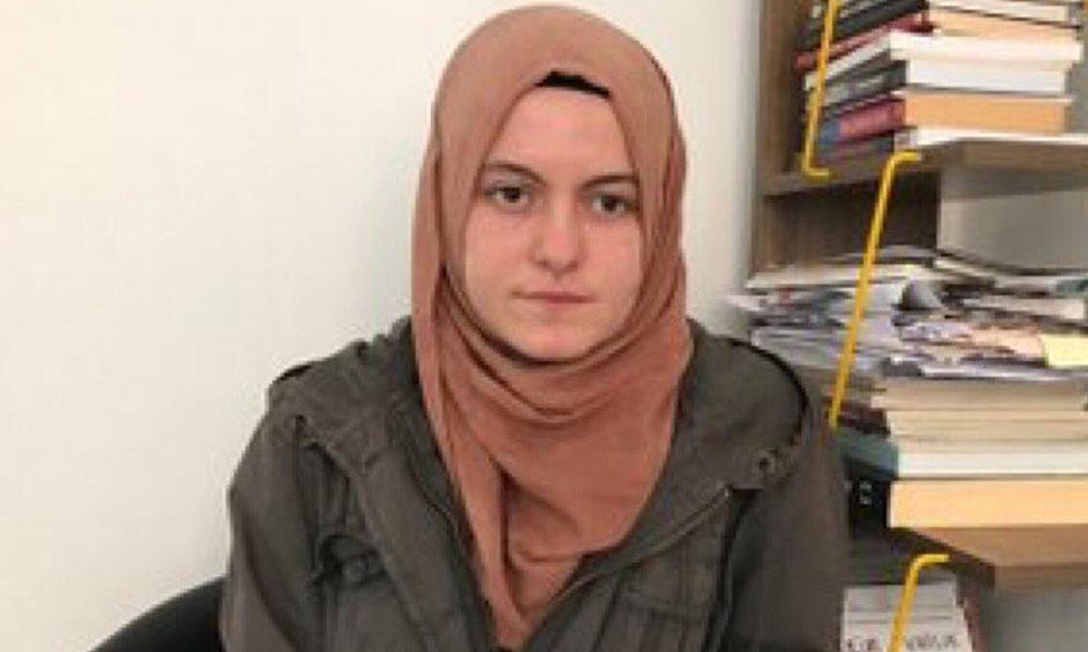 Polis tacizine uğrayan Merve Demirel, gözaltına alındı