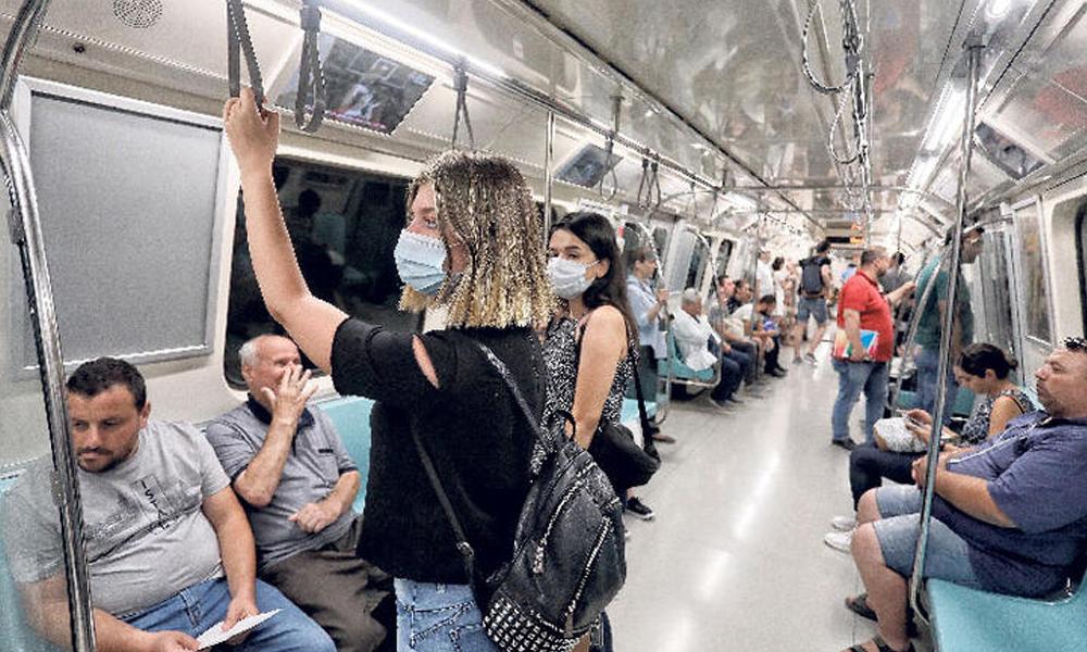 Sonuçlar alarm verici! Prof. Kadıoğlu metroya binen vatandaşları uyardı, İBB harekete geçti