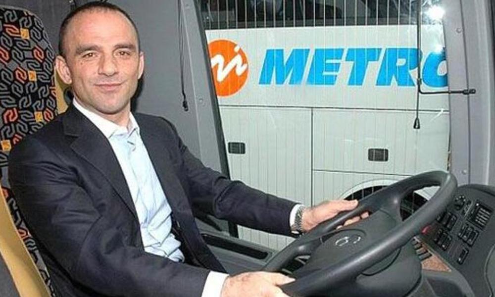 Metro Turizmin sahibi Galip Öztürk'ten rakibine tehdit: Seni 17'nci kattan atarım