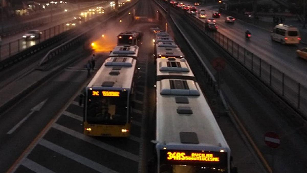 İBB'den toplu taşıma zammına onay!