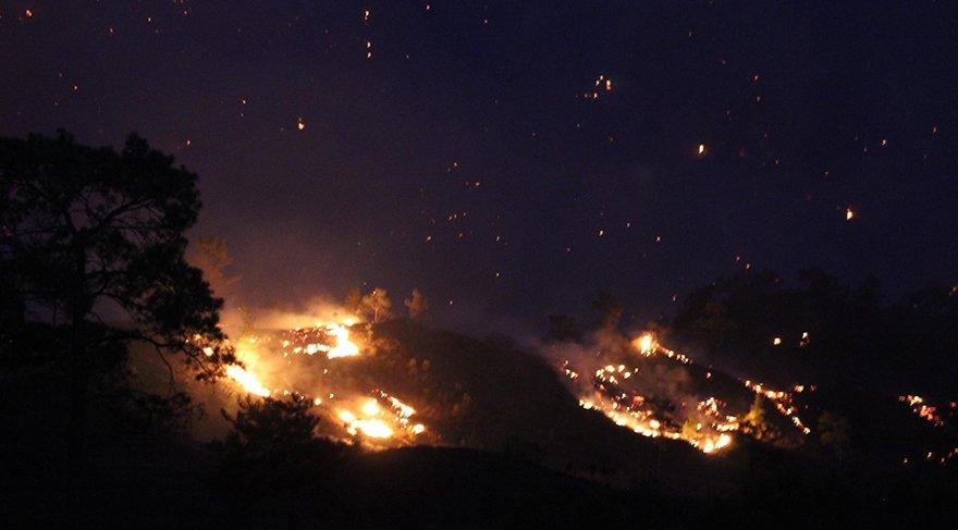 Bakanlık, yangın söndürme işini THK yerine bir mimarlık şirketine vermiş