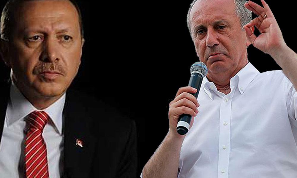 Muharrem İnce'den Erdoğan'a sert tepki: Zam yapılırken ortada yoksun