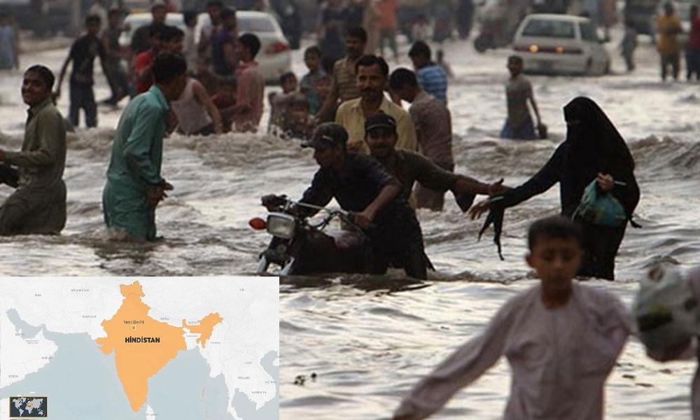 Muson Güney Asya'da can almaya devam ediyor: Son yüzyılda ölü sayısı bin 200'e çıktı