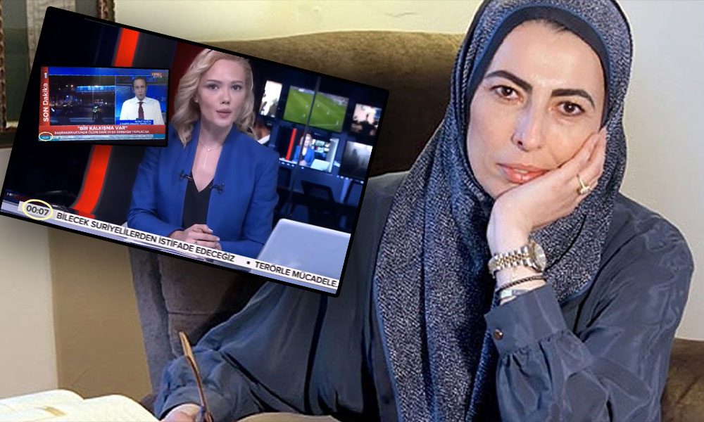 Darbe bildirisini Ahaber'in TRT'den önce okuduğu ortaya çıkmıştı: Nihal Olçok'tan Ahaber'e tepki