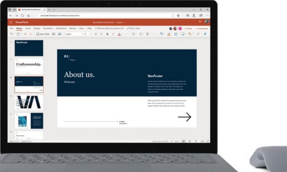 Microsoft Online kelimesini sildi