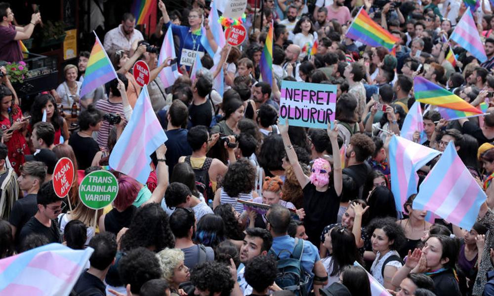 Diyanet İşleri Başkanı Erbaş'tan 'Onur Yürüyüşü' hakkında gerici açıklama!